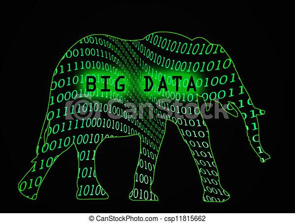 Big Data - csp11815662