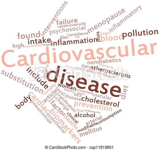Cardiovascular Disease Clip Art – Clipart Download