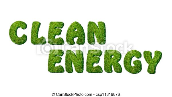 Clean Energy. - csp11819876