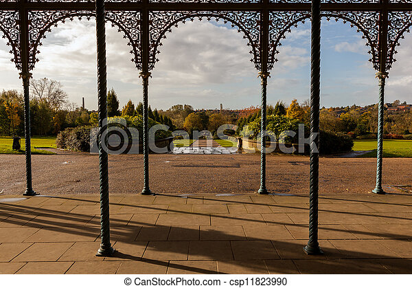 alexandra park oldham - csp11823990