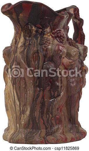 Antique Ceramic jug - csp11825869