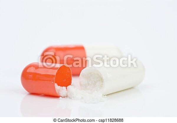 Pharmaceutical Capsules - csp11828688
