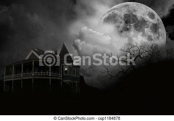 Halloween - csp1184878