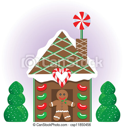 Christmas Inside House Drawing Christmas Gingerbread House