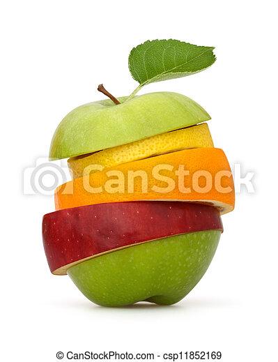 fresh fruits - csp11852169