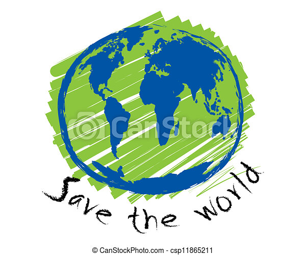 Save The World Images Save The World Sketch Idea