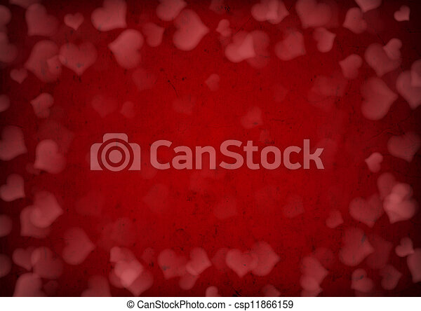 Valentine's day background - csp11866159