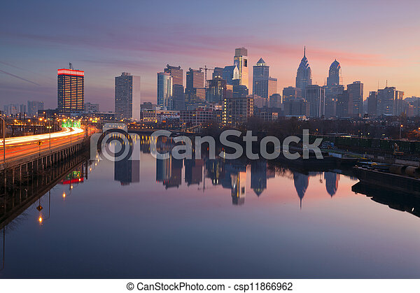City of Philadelphia. - csp11866962