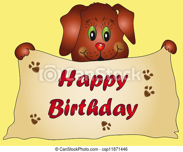 birthday - csp11871446