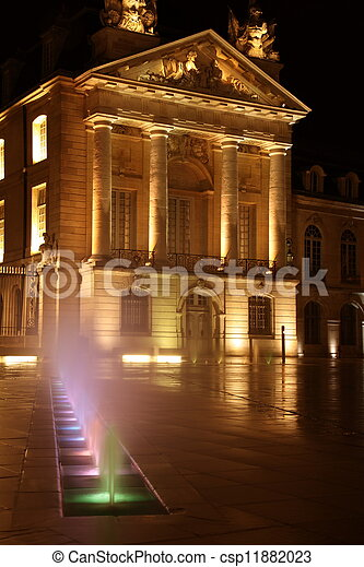Dijon government building - csp11882023