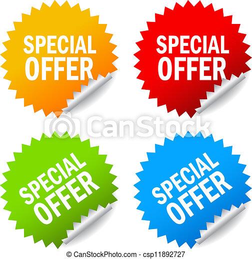 Vector Vector Special Offer