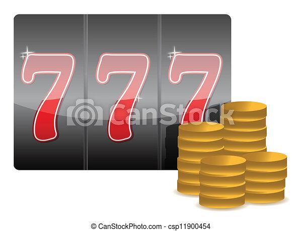 gambling concept - csp11900454