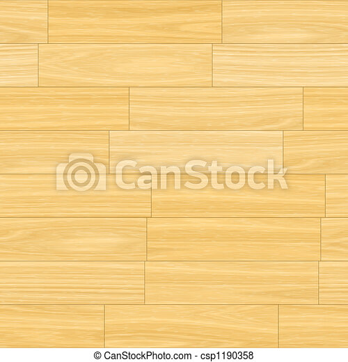 Wooden Parquet Flooring - csp1190358