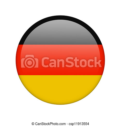 The German flag - csp11913554