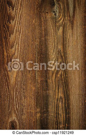 rustic, holz, hintergrund - csp11921249