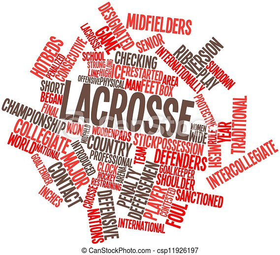 ... Lacrosse... csp11926197 - Search Vector Clipart, Drawings