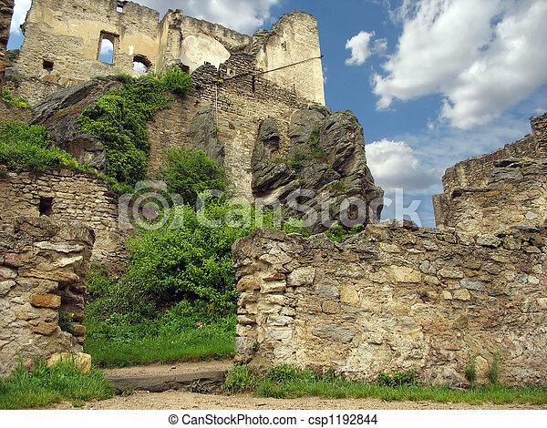 castle fortress - csp1192844