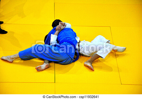 Judo competitions