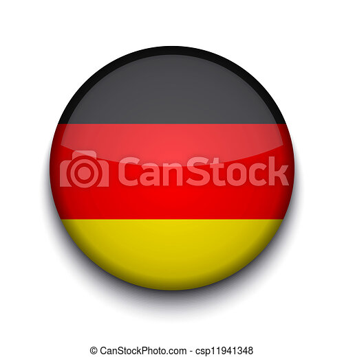 Vector creative circle flag on white background. Eps10 - csp11941348
