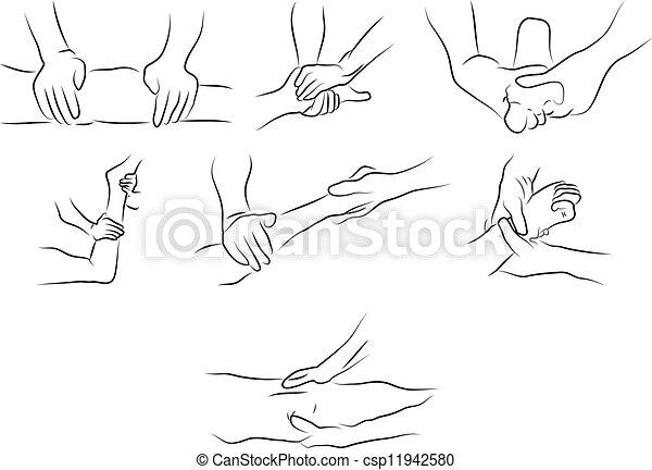 Massage Techniques Images Massage Techniques