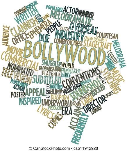 Bollywood - csp11942928