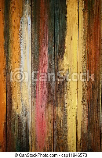 Wood texture background  - csp11946573