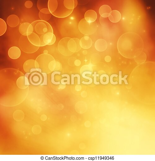 Bokeh winter Christmas holiday background - csp11949346