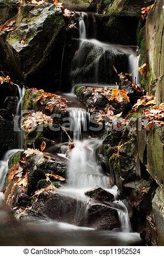Waterfall - csp11952524
