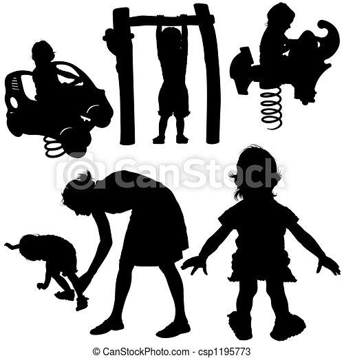 Childrens Games - csp1195773