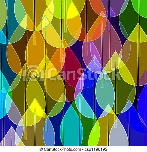 mönster, Klumpa ihop sig, jul - csp1196195