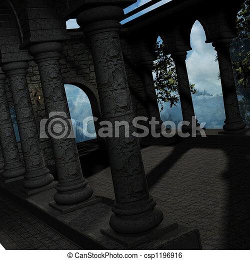 Mystic Place - csp1196916