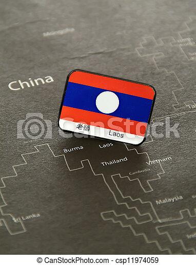 Laos - csp11974059
