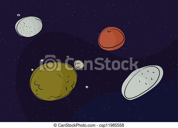 pluto dwarf planet clipart - photo #29