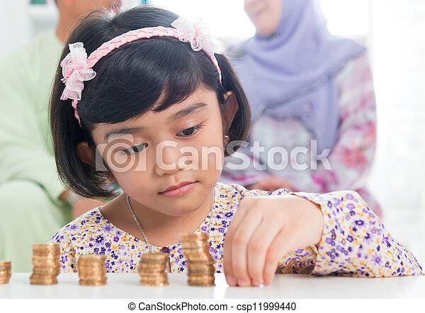 Muslim banking concept - csp11999440