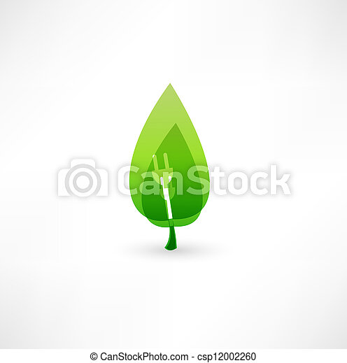 Green energy concept - csp12002260