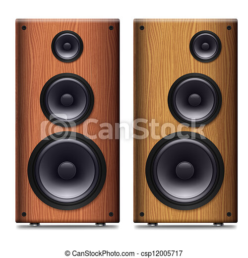 Free Speakers Clipart Stereo Speaker Clipart