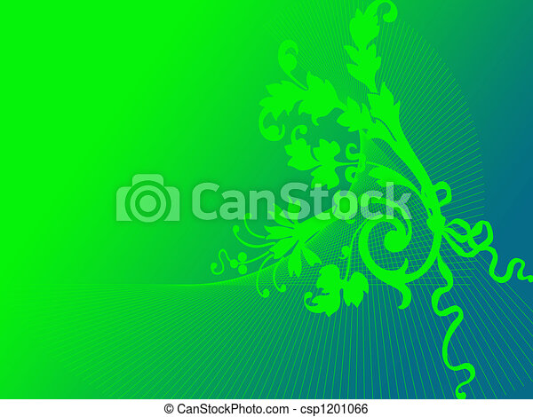 green bouquet - csp1201066