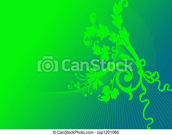green bouquet - csp1201066