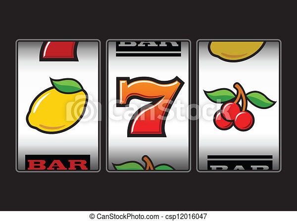 Slot machines Vector Clipart Illustrations. 2,845 Slot machines ...
