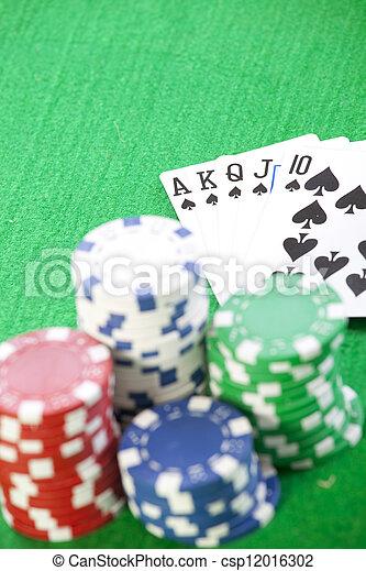 gambling - csp12016302