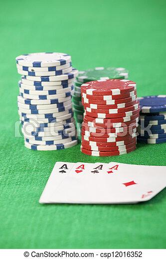gambling - csp12016352
