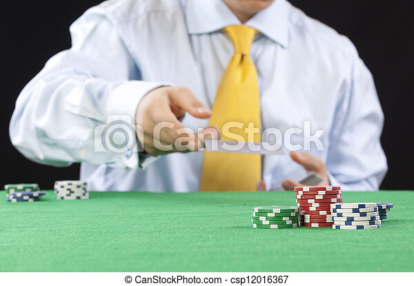 gambling - csp12016367