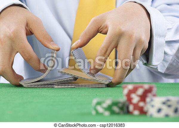 gambling - csp12016383