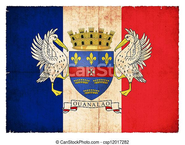 drapeau de saint barthelemy