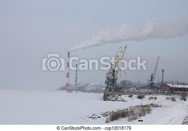 Environmental pollution - csp12018179