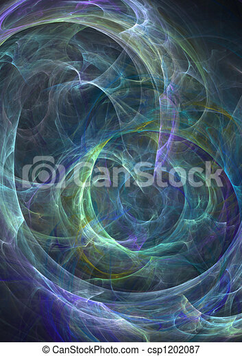 Abstract Fractal Layout - csp1202087