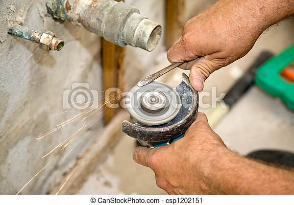 Plumbing - Sparks Fly - csp1202151