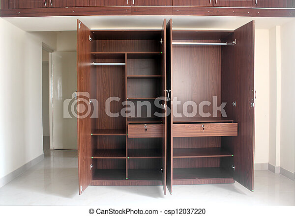 stock foto von house apartment geschirrschrank zimmer. Black Bedroom Furniture Sets. Home Design Ideas