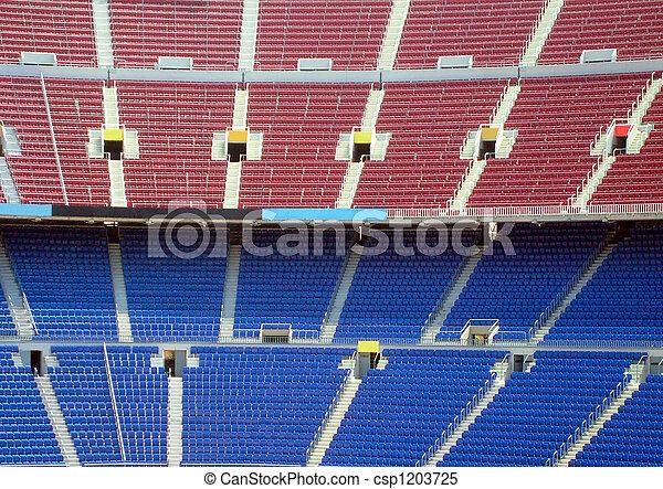 Nou Camp Stadium - csp1203725