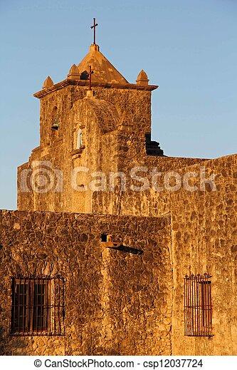Presidio,  la,  Bahia - csp12037724